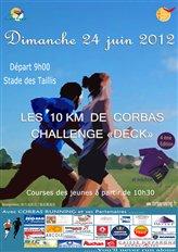 10 km Corbas
